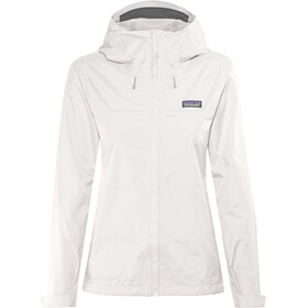 Patagonia Torrentshell Jas Dames, birch white